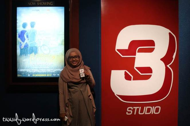 Edensor di Cinema 21 Matos, Malang