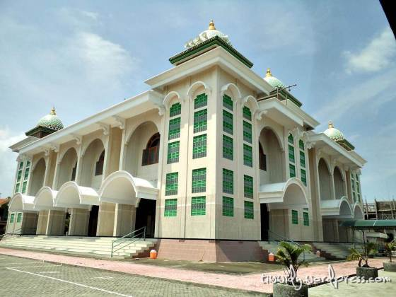 Masjid Maulana Ishaq, Masjid Al-Abror, Paciran, Lamongan