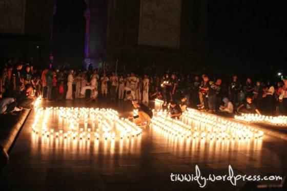 Switch Off Earth Hour 2014 Kediri